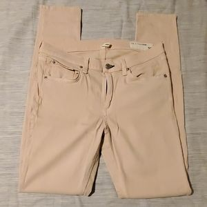 Rag and Bone Blush Denim Skinny Jeans size 30